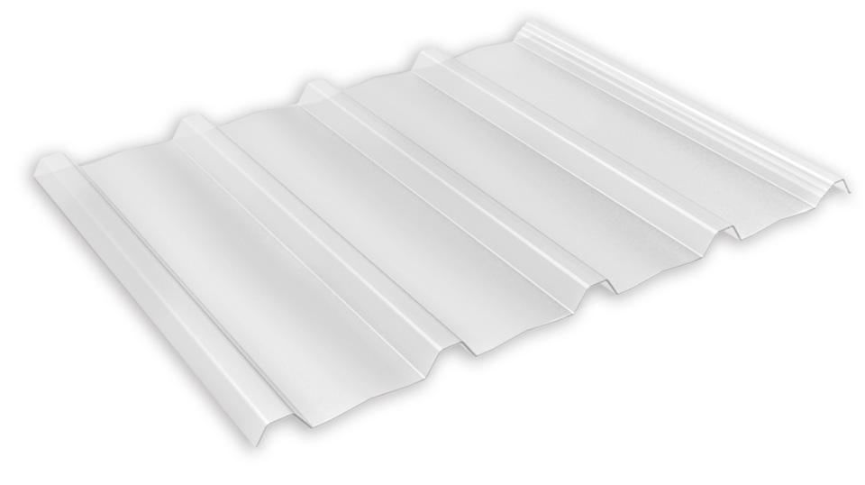 Corrugated Sheet - LYON PLASTIC